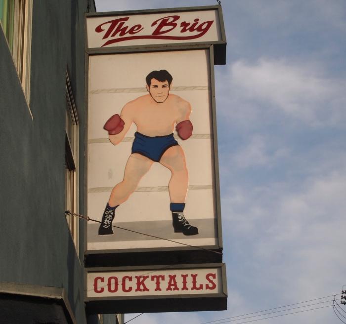 The Brig on Abbott Kinney Boulevard