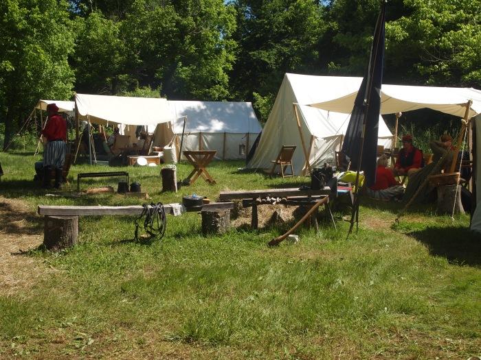 extended encampment