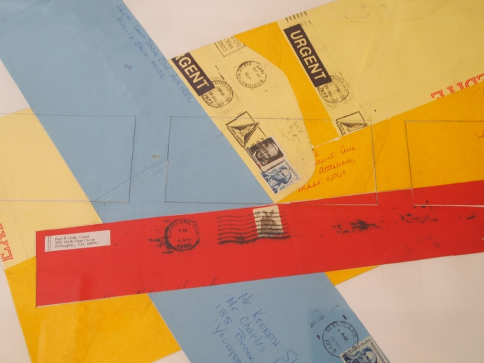 "Robert Cwiok's ""Rectilinear Collage Study No. 3"""