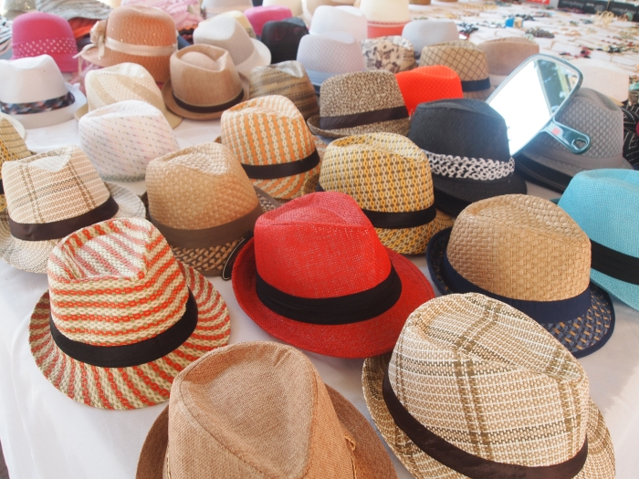 Hats, anyone?