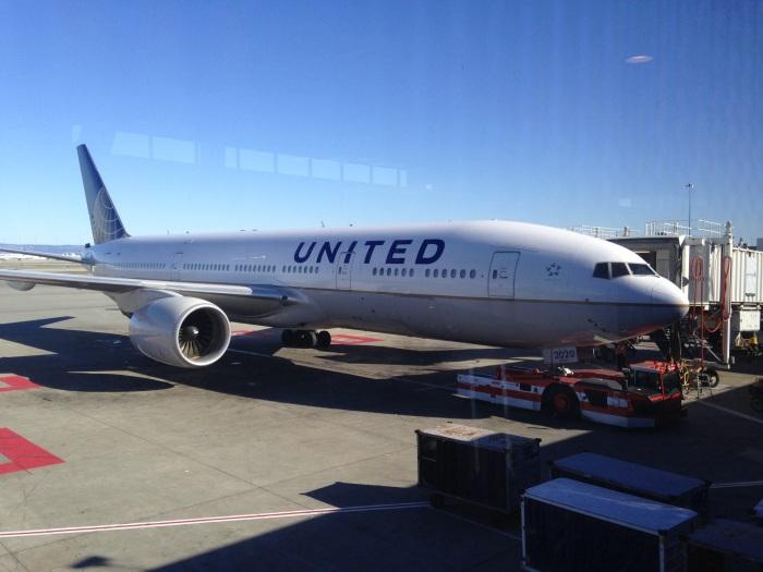 My plane