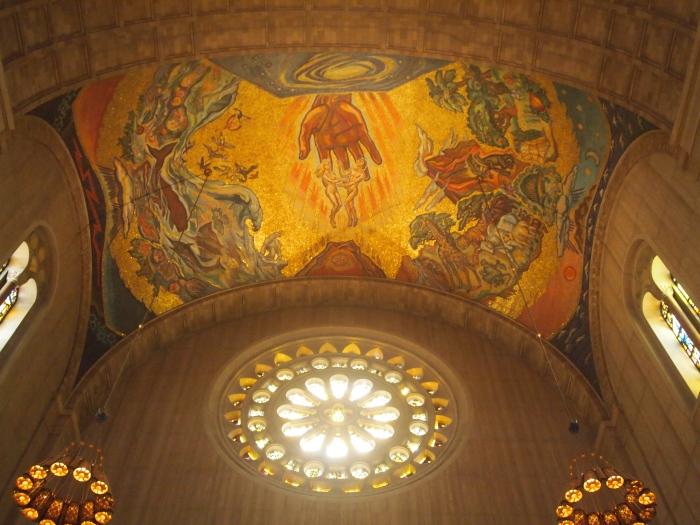 East Transept / Creation