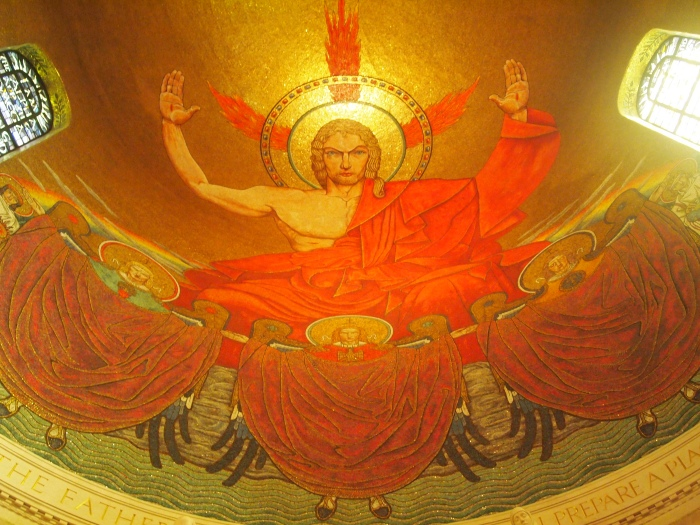 North Apse / Christ in Majesty