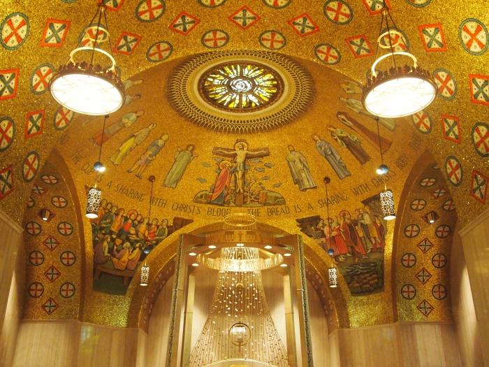 Blessed Sacrament Chapel