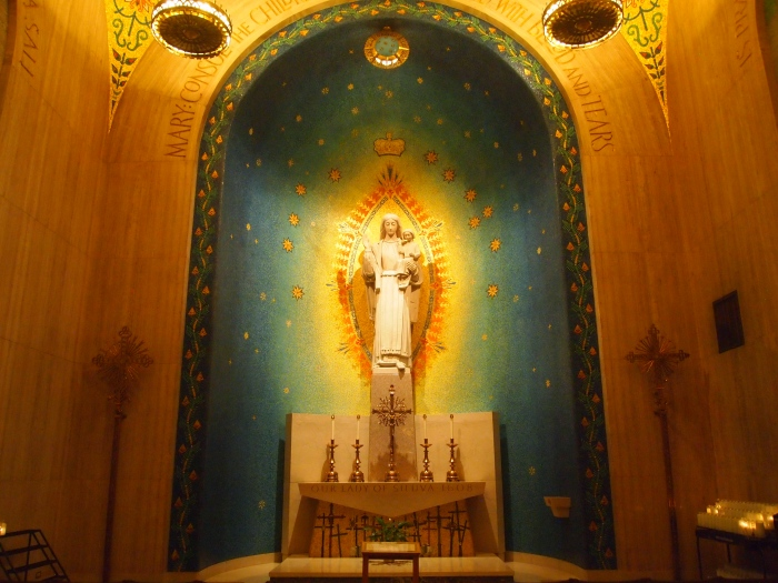 Our Lady of Siluva Chapel