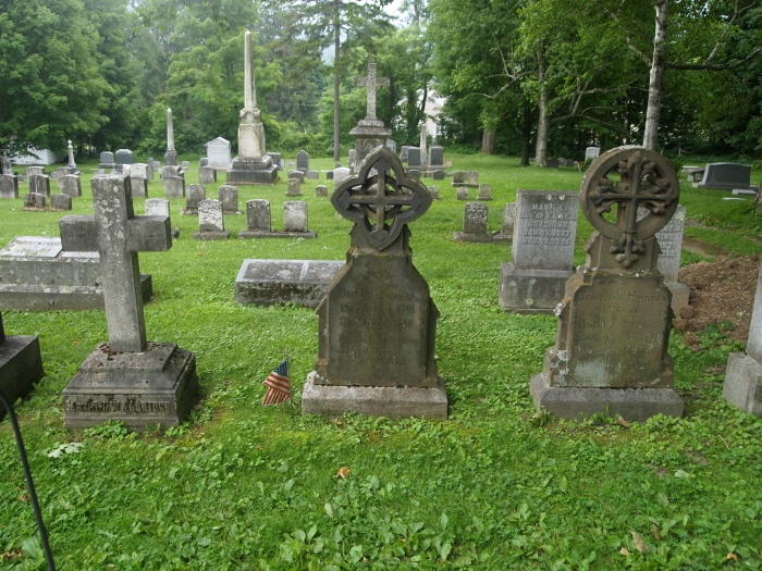 The Old Bennington Cemetery