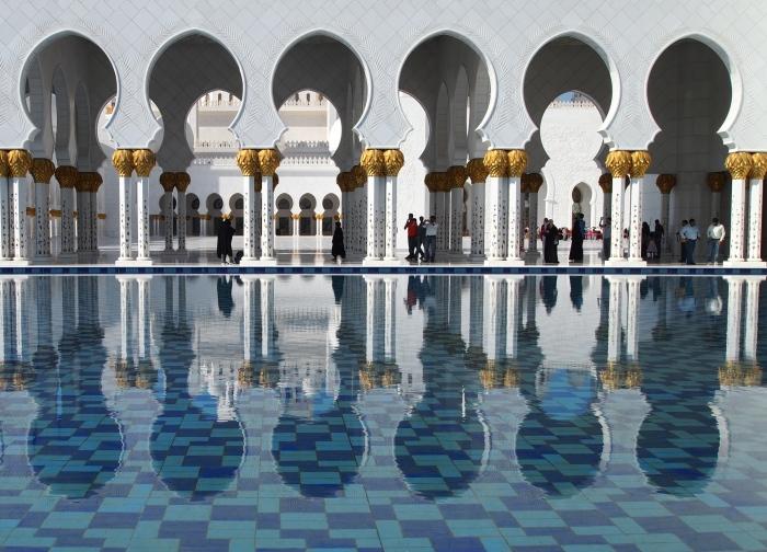 Sheikh Zayed bin Sultan al-Nahyan Mosque