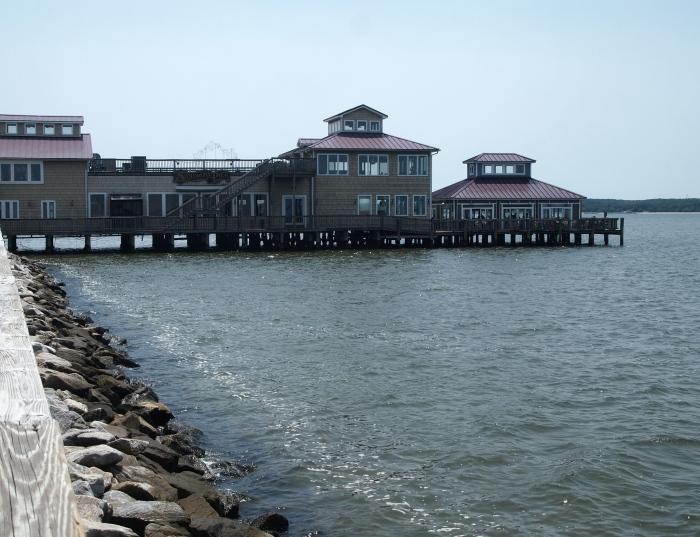 Solomon's Pier