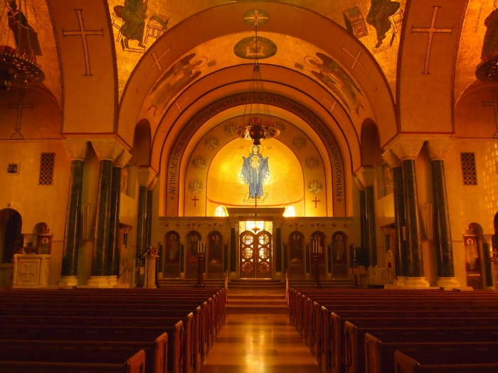 Saint Sophia Greek Orthodox Cathedral