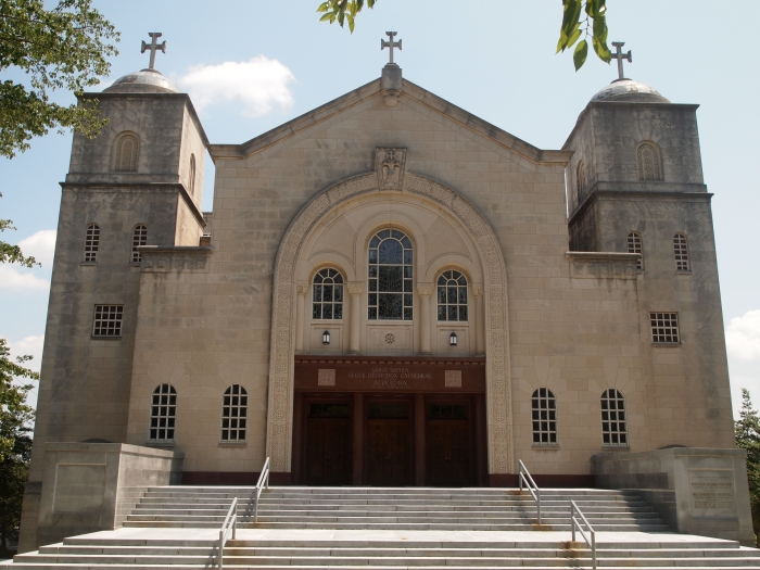 Saint Sophia Greek Orthodox Cathedral