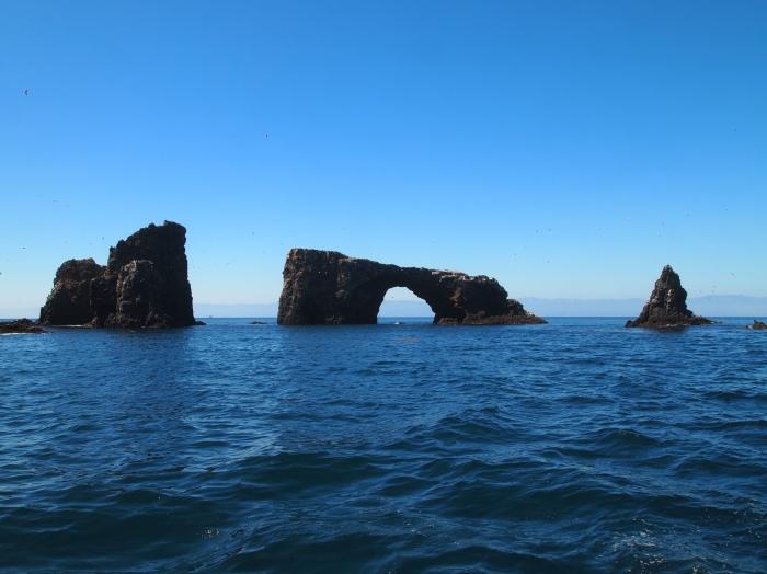 arch at Anacapa
