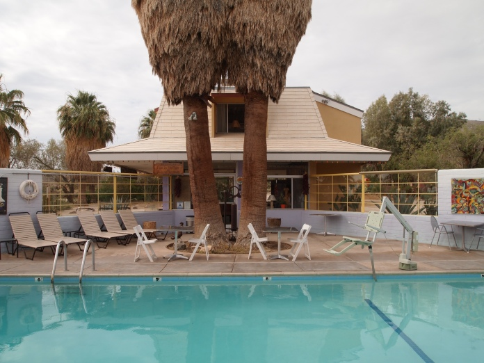 29 Palms Inn – nomad, interrupted