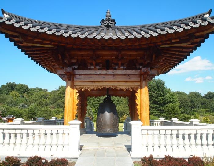Bell pavilion