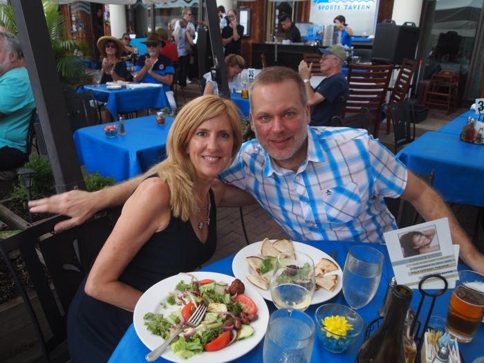 Karen & Michael