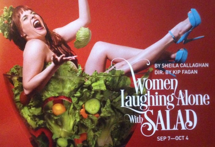 Playbook from Women Laughing Alone with Salad