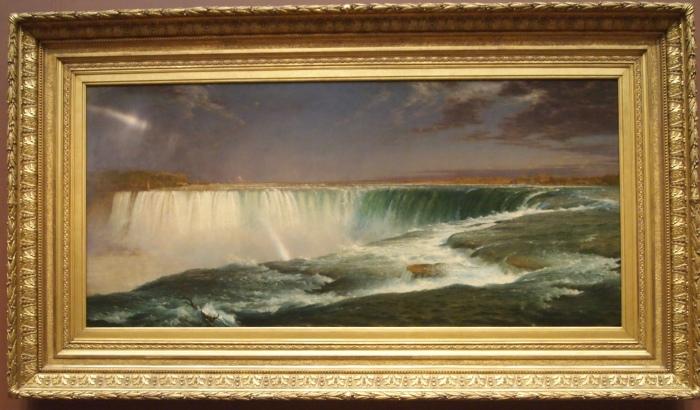 Niagara (1857) - Frederic Edwin Church