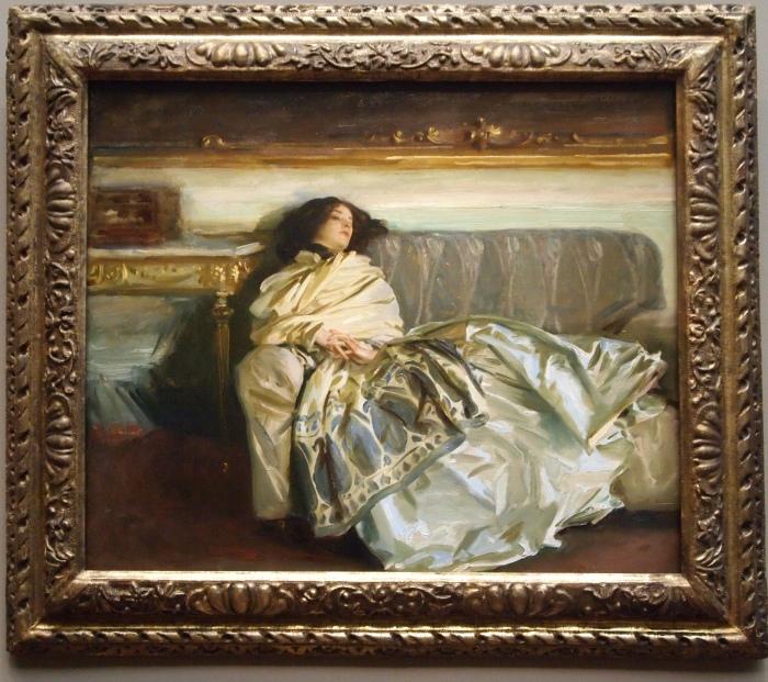 Repose (1911) - John Singer Sargent