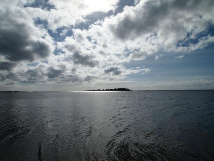 Chincoteague Bay from Bayside Drive