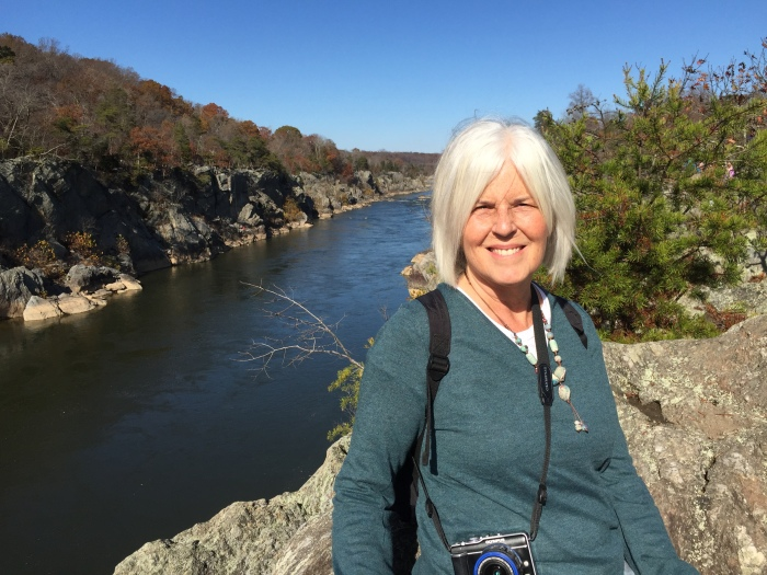 me along the Potomac