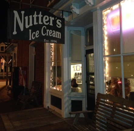Nutter's Ice Cream in Sharpsburg