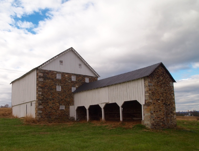 barn in Loudoun County