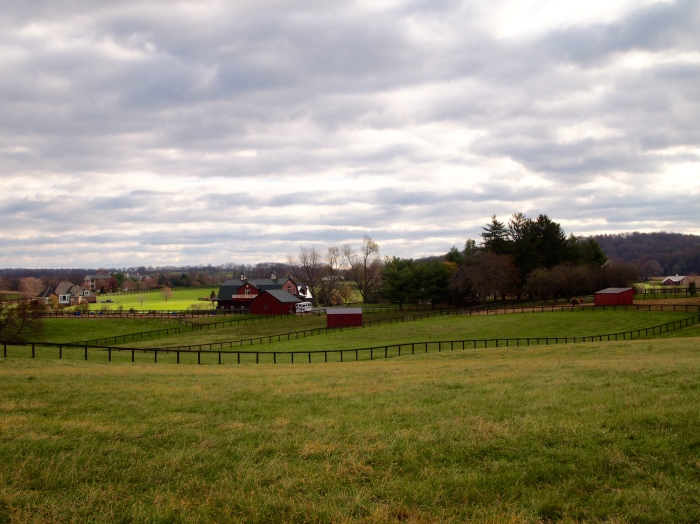 Loudoun County farmland