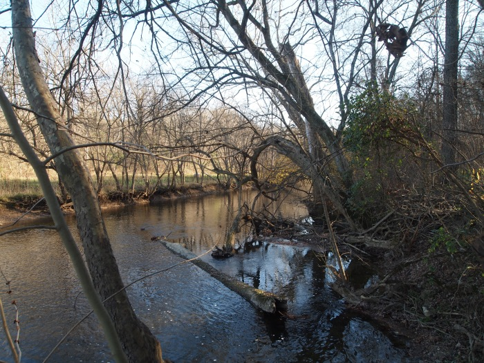 Antietam Creek along the Snavely Ford Trail