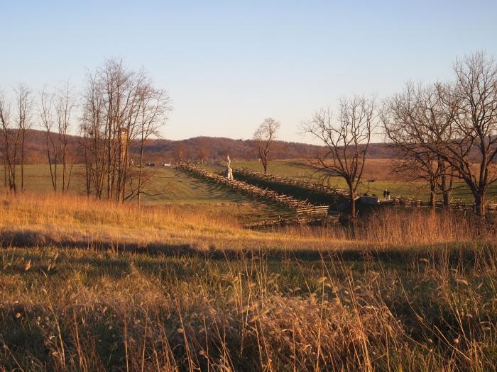 fields of Antietam