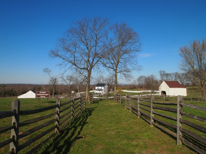 J. Poffenberger farm