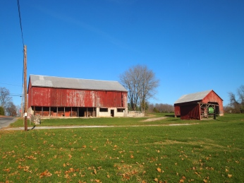 Farm near Shepherdstown, WV