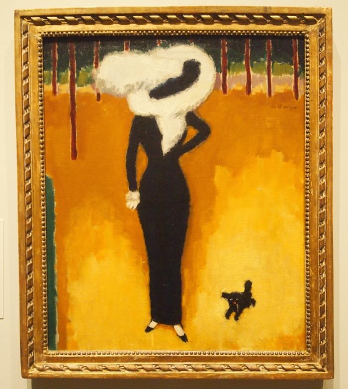 Kees Van Dongen - Parisian Lady 1910