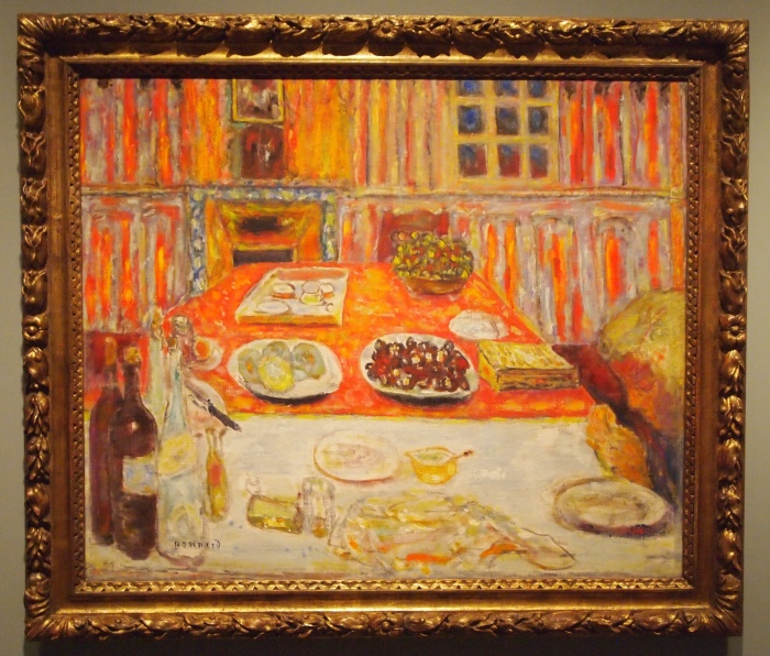 Pierre Bonnard - The Dining Room (ca. 1940-47)