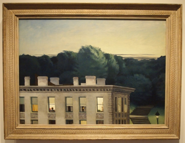 Edward Hopper - House at Dusk, 1935
