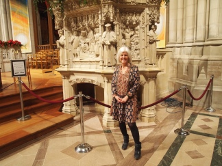 me in the cathedral