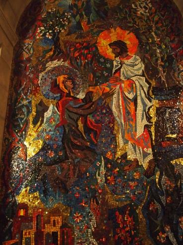 underground mosaics