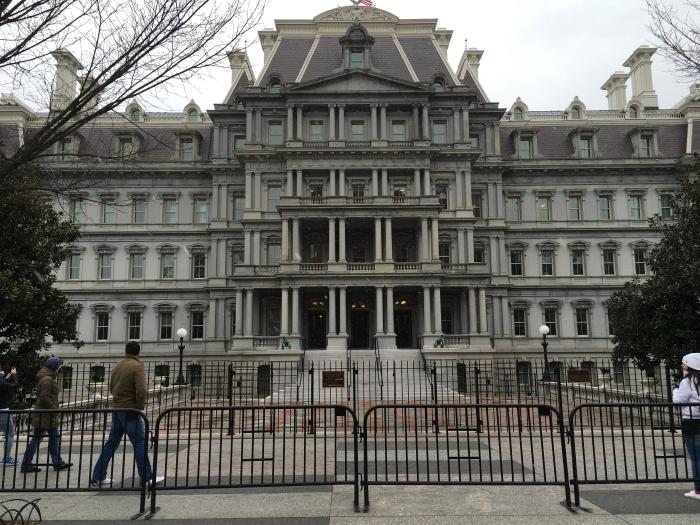 Washington building