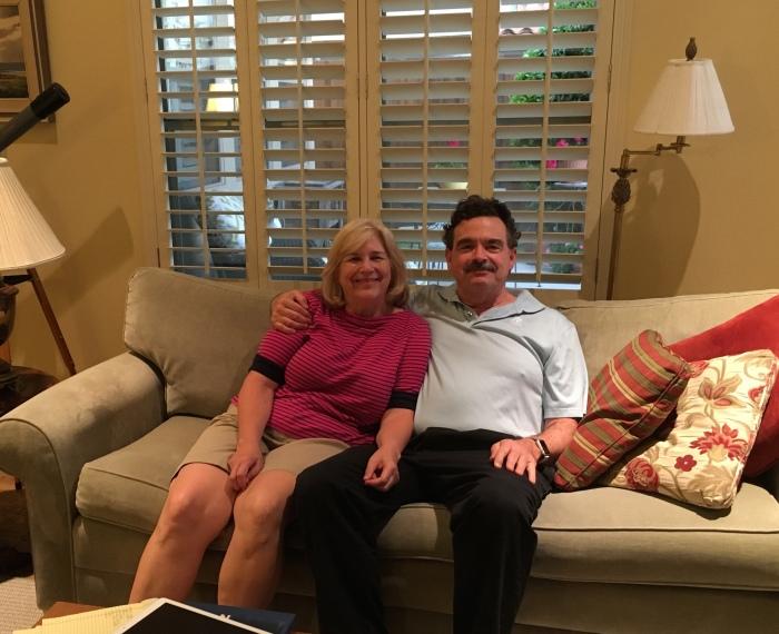 Martha and Paul