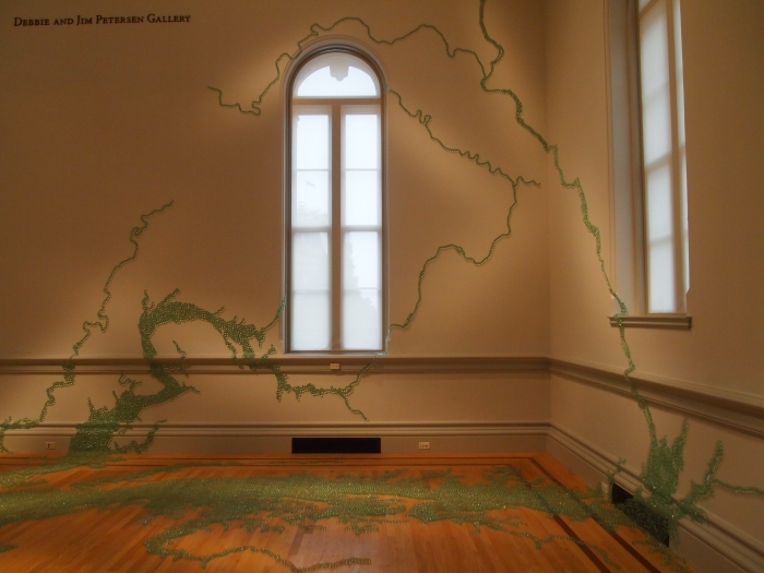 Maya Lin - Folding the Chesapeake