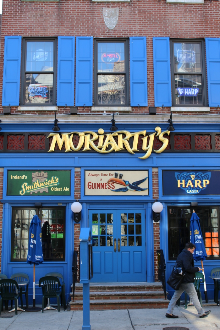 Moriarty's