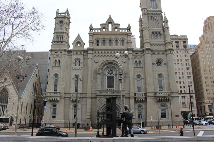 the Masonic Temple of Philadelphia