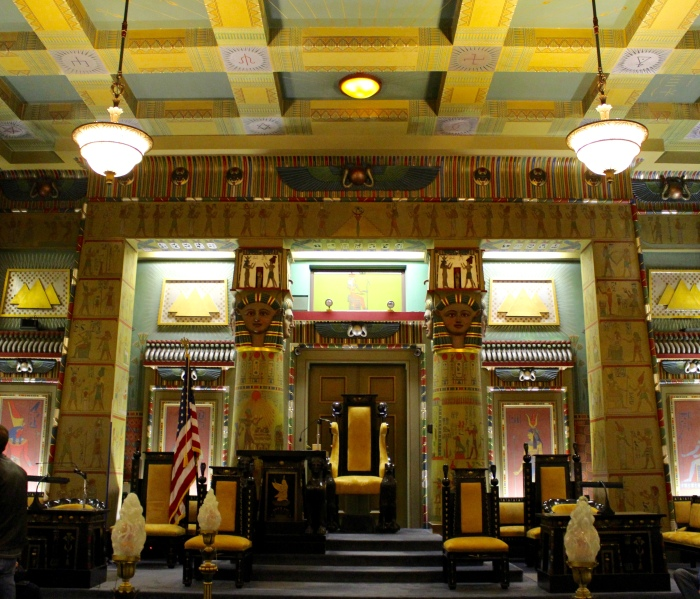 Egyptian Hall