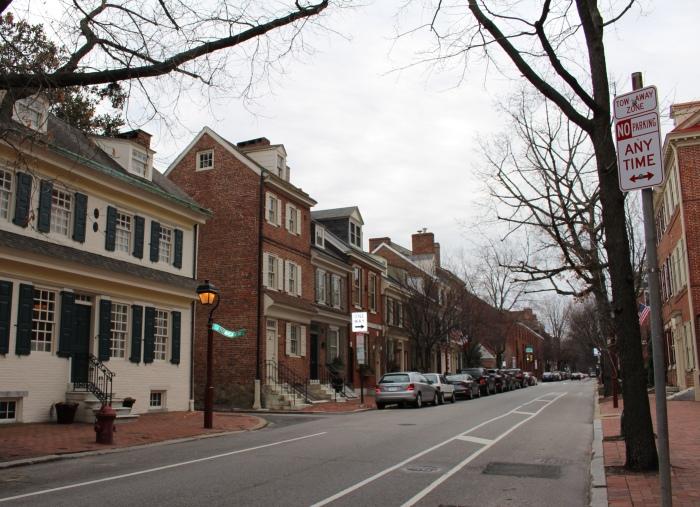 Historic District of Philadelphia