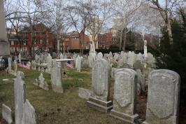 Old Pine Street churchyard