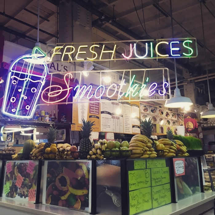 Fresh Juices. Smoothies.