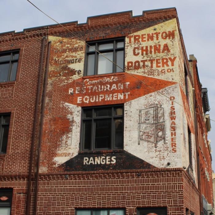 Trenton China Pottery