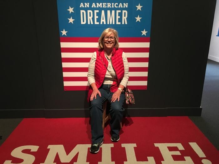 Martha: An American Dreamer