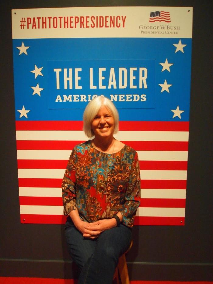 Me: the Leader America Needs