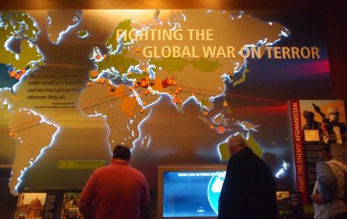Fighting the Global War on Terror at the George Bush Presidential Library & Museum