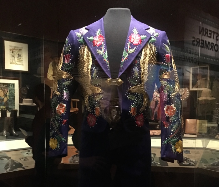 Robert Redford's costume from The Electric Horseman