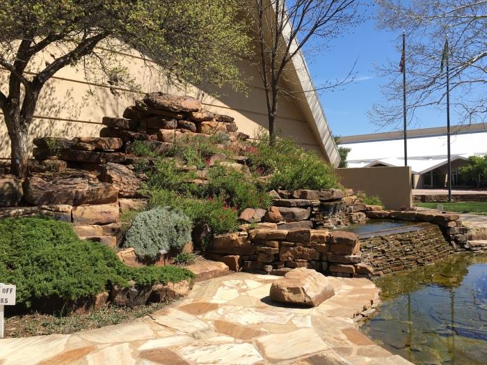 The Norma Sutherland Garden